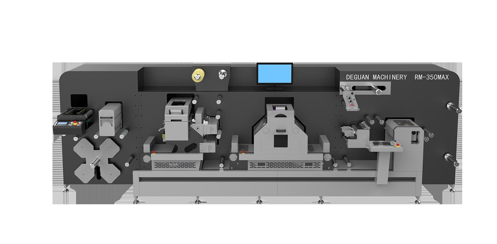 Módulo de impresión intermitente a alta velocidad